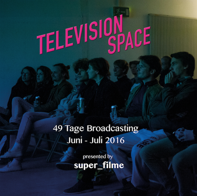 Television Space - 49 Tage Broadcasting